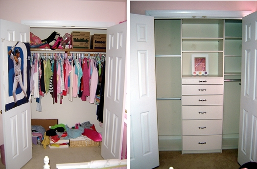 High Quality Many Years Ago, Closet Factory Designer, Sue Pike, Transformed A Very Small  And Inefficient Closet For A Young Girl. Fast Forward Years Later And Now  Sheu0027s ...